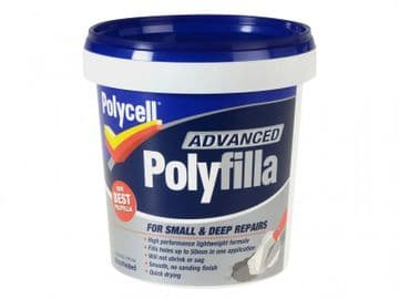 Polyfilla Advance All In One Tub 600ml